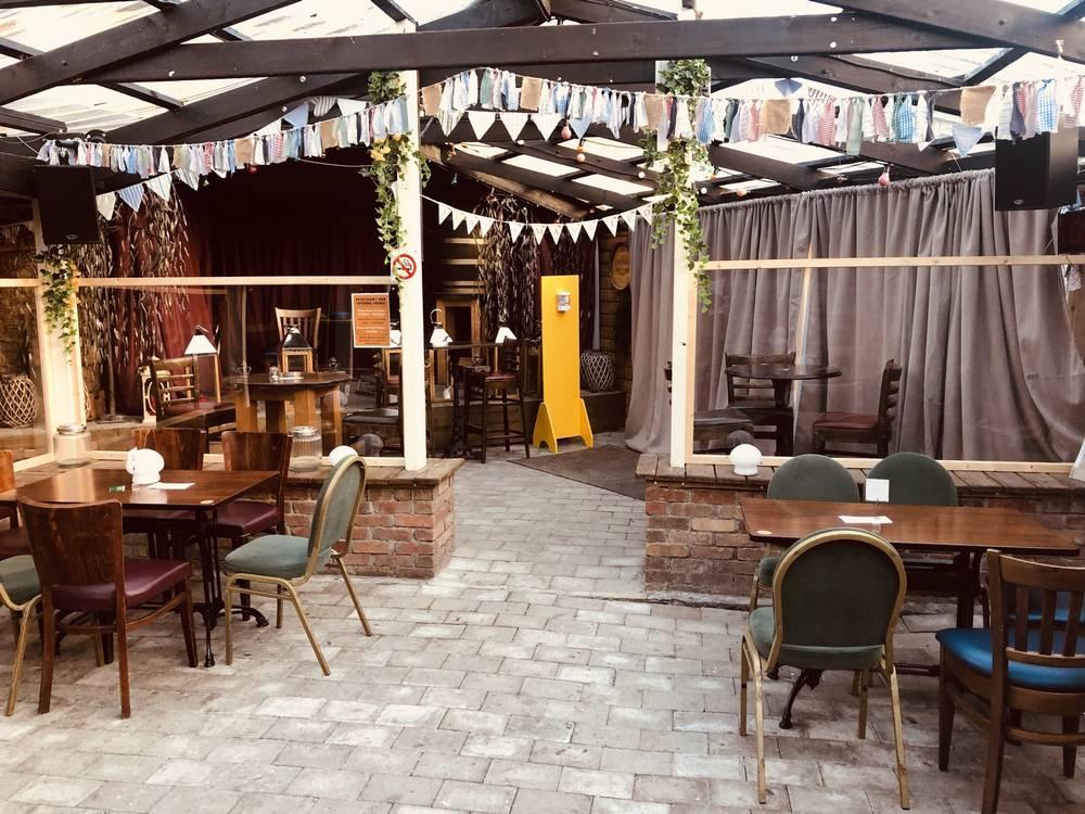 Bradshaw's Beer Garden