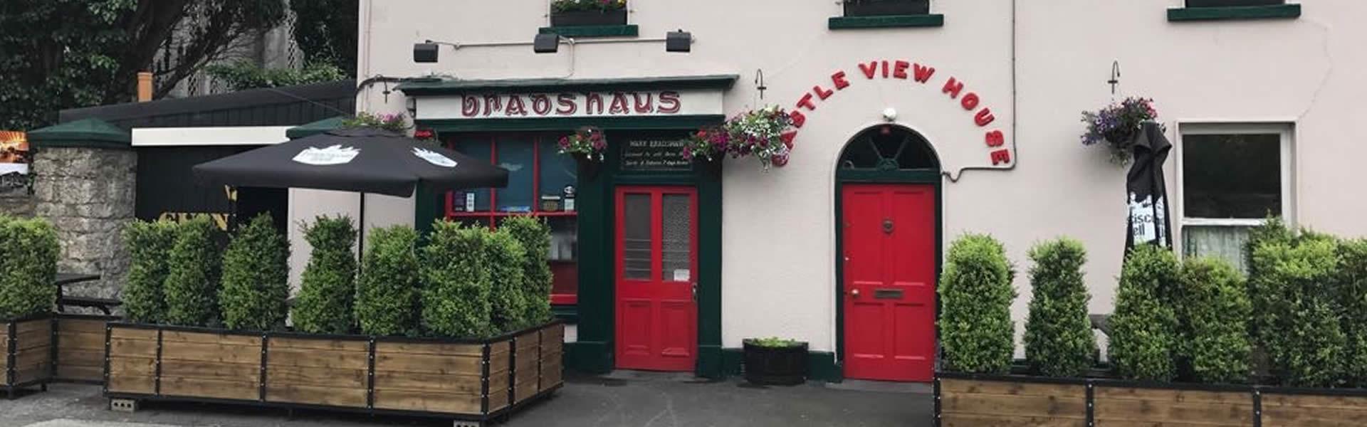Bradshaw's Bar in Castleconnell