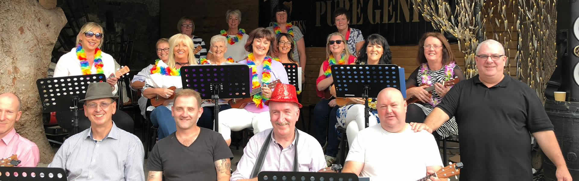 Music at Bradshaw's in Castleconnell