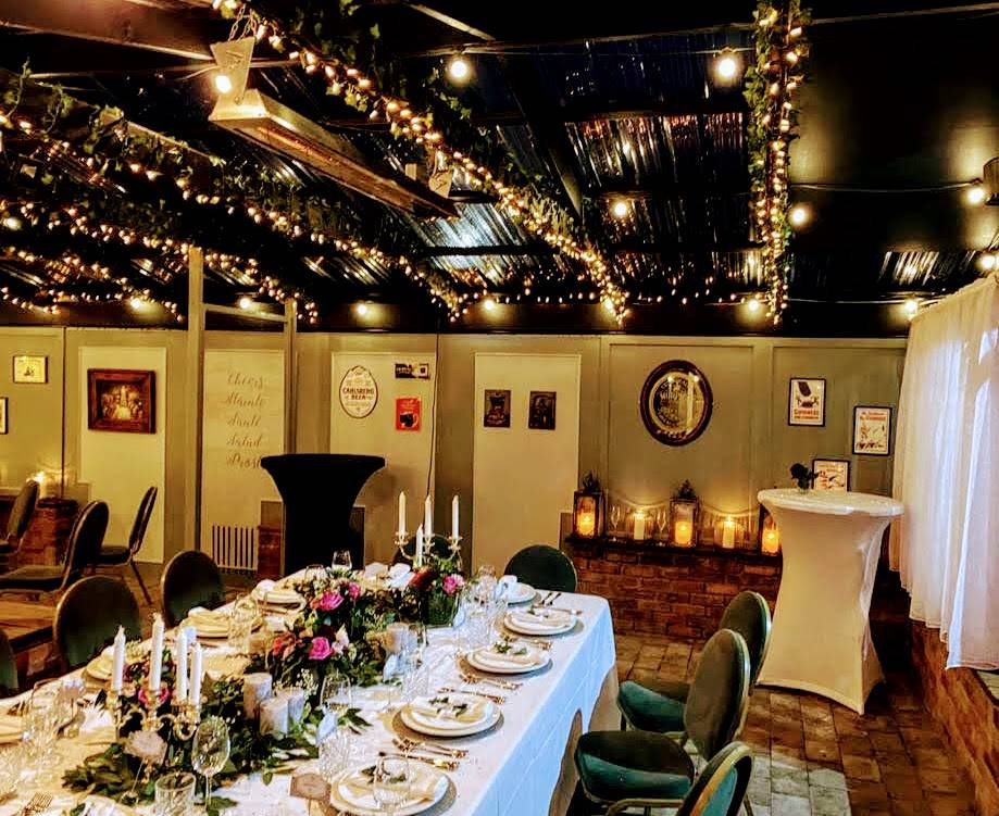 Weddings at Bradshaw's in Castleconnell