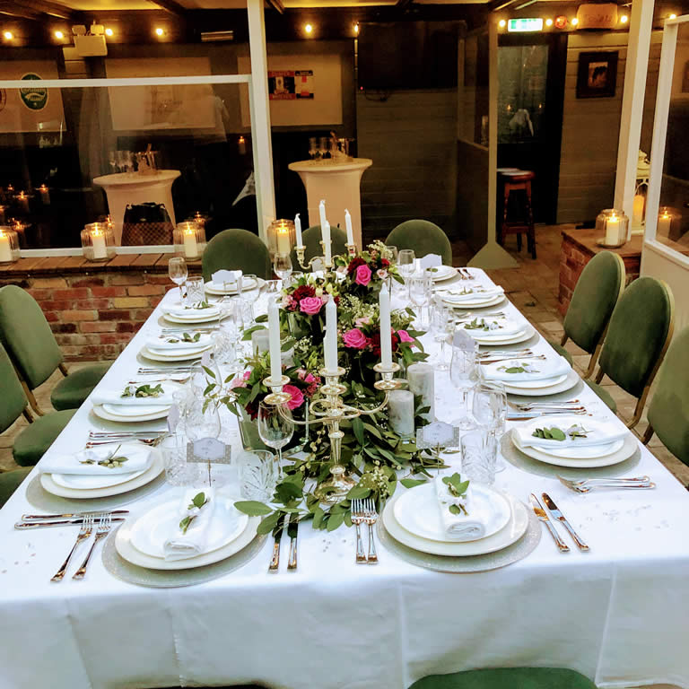 Wedding Venue in Limerick - Bradshaw's