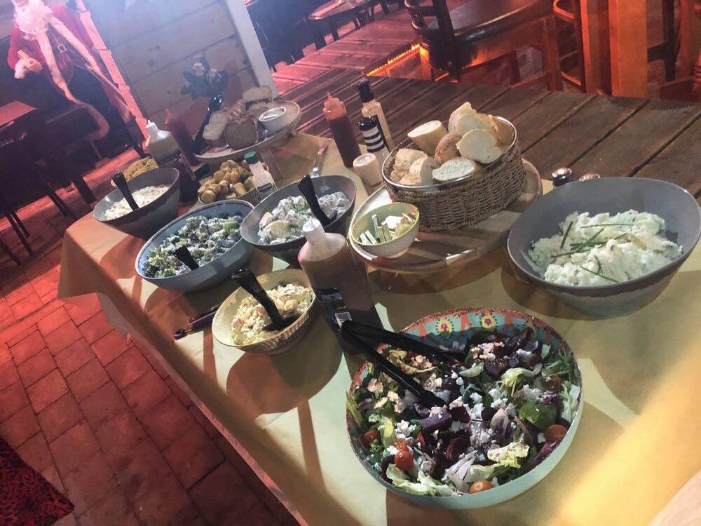 Food at Bradshaw's